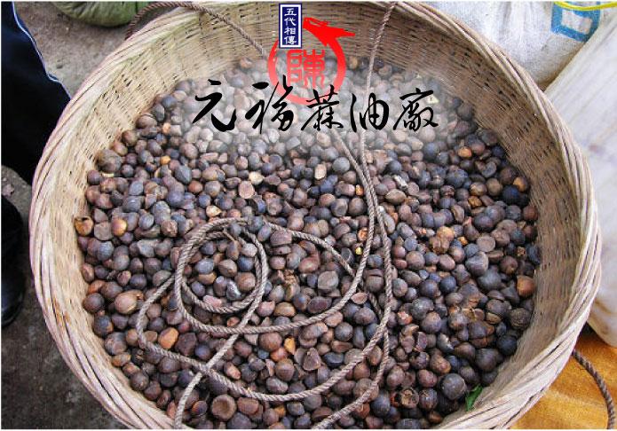 苦茶油-東方的液體黃金?茶油珍貴成宮廷精品