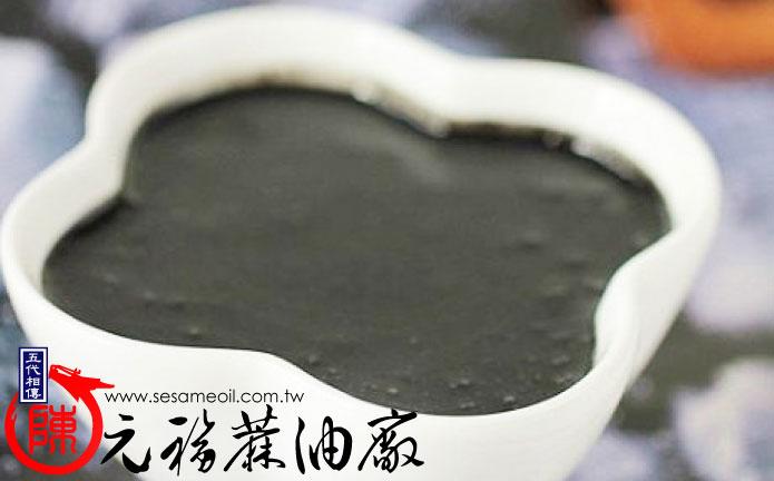 黑芝麻與白芝麻營養的不同?醫生口中最適合養生食補的芝麻醬